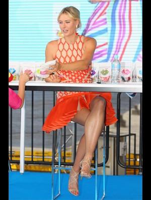 maria sharapova sugarpova tenis (Foto: Getty Images)