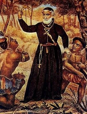 Jesuítas (Foto: Tv Gazeta)