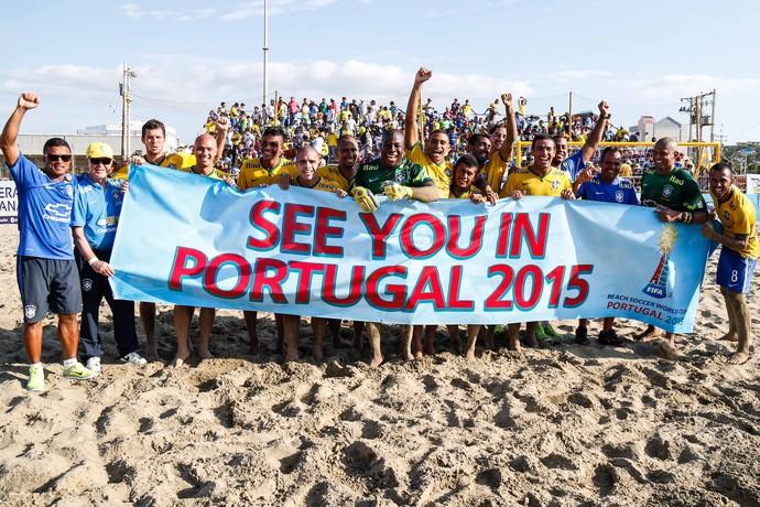 0a043bcae2 Brasil x Equador futebol de areia (Foto  Marcello Zambrana BeachSoccer.com)