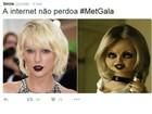 Looks de famosas no baile do MET viram memes