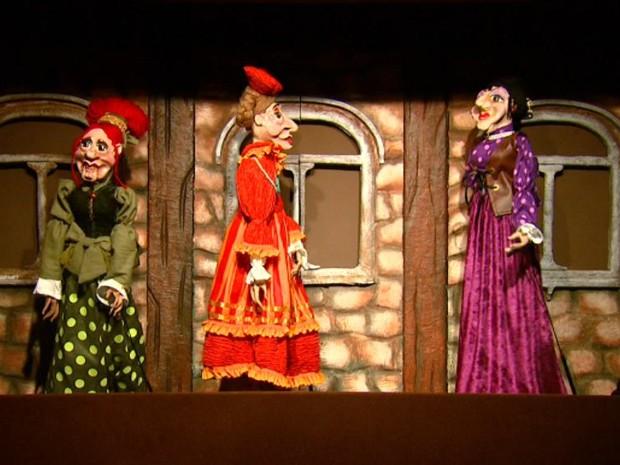 Companhia de teatro foi criada há 15 anos em Araraquara (Foto: Reprodução/EPTV)