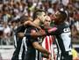 No ritmo de Robinho, Atlético-MG goleia o Villa e garante vaga na semi