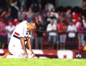 Luis Fabiano derrota Corinthians São Paulo Paulista (Foto: Marcos Ribolli / Globoesporte.com)