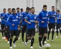 Corinthians treina com quatro reforços para enfrentar o Internacional