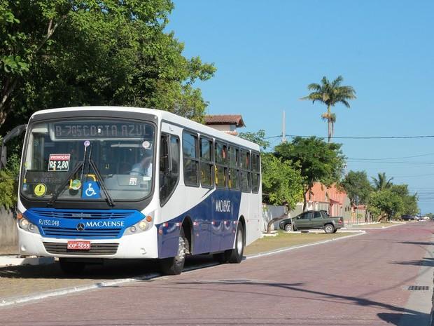 Novas linhas de ônibus passam a atender bairros de Rio das Ostras (Foto: Divulgação / Prefeitura)
