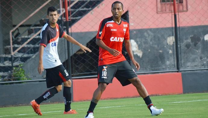 Willians - Atlético-GO (Foto: Divulgação / Atlético-GO)