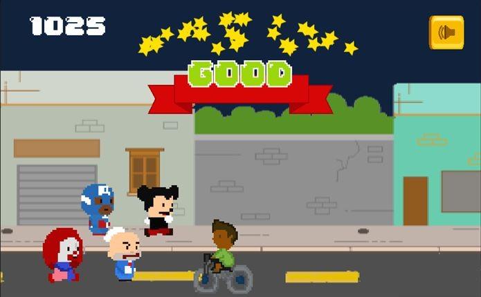 Meme da Carreta Furacão ganha jogo hilário para Android (Foto: Divulgação /  UEA Game Lab)