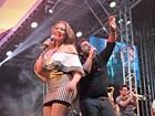 Banda Aviões do Forró agita a festa temática 'Aviões Privillege'