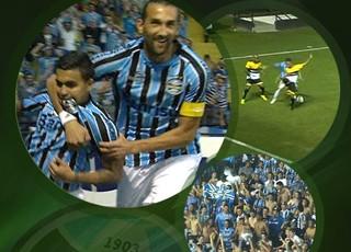 Carrossel Pacotão - Grêmio 15/11 (Foto: Editoria de arte)