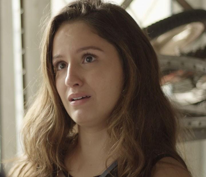 Nanda fala em terminar depois de ser ofendida por Fil (Foto: TV Globo)