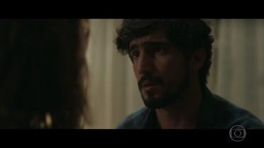 Renato diz a Rimena que quer a separação