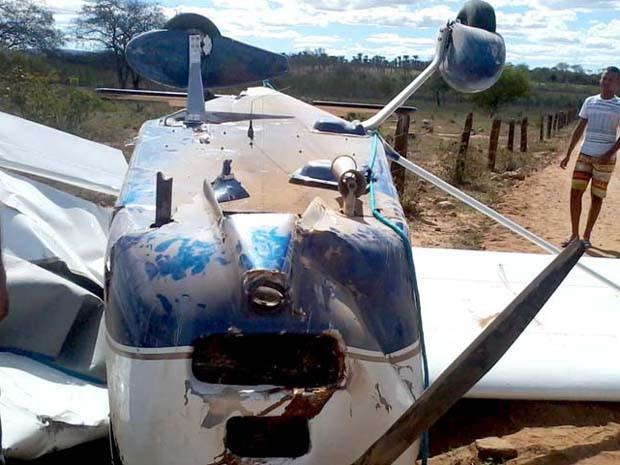 Acidente não deixou vítimas (Foto: PMBVT / Jornal da Chapada)