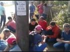 Funcionários de empresa de Américo entram em greve e pedem reajuste