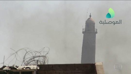 Destruição de mesquita no Iraque provoca condenação internacional