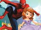 Peça O Homem Aranha e a Princesa Sofia entra em cartaz em Camaçari