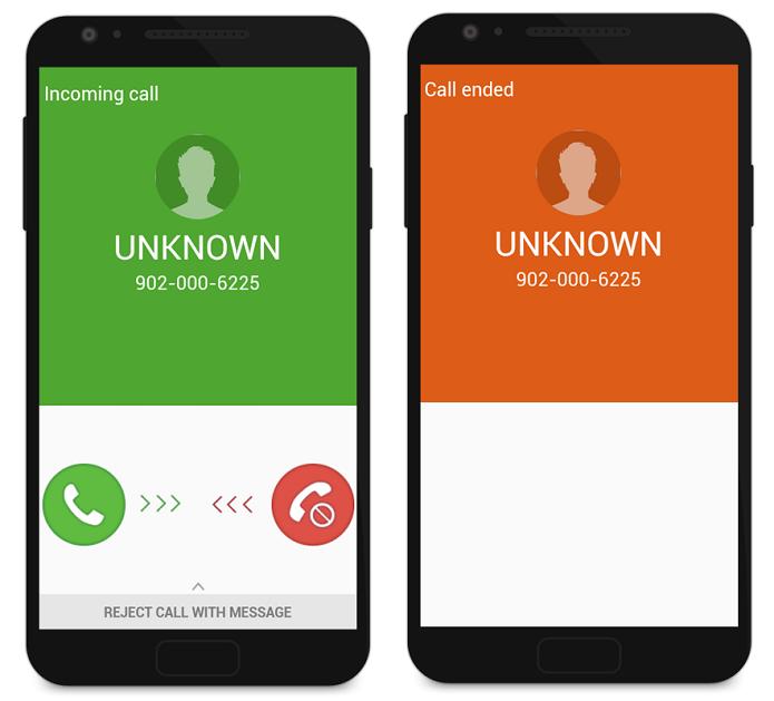 Falsa chamada é um app para realizar chamadas falsas e brincar com os amigos (Foto: Divulgação)