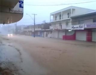 Paraná TV chuva (Foto: Reprodução/ RPC)