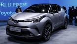 Toyota C-HR (Denis Balibouse/Reuters)