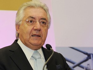 O vice-governador de São Paulo e novo ministro da Microempresa, Guilherme Afif Domingos (Foto: Eliana Rodrigues/Governo de SP)