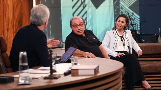 Pedro Bial discute o alcoolismo no Brasil, que consome 40% a mais de bebida que o mundo