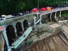 Relatório não previu impacto de ondas em pista de ciclovia no Rio