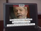 Operação policial contra Lula já repercute na imprensa internacional