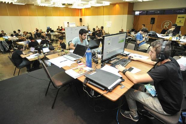 A 2ª Edição do Hackathon acontece entre os dias 7 e 9 de abril no Pavilhão Smart Agro.