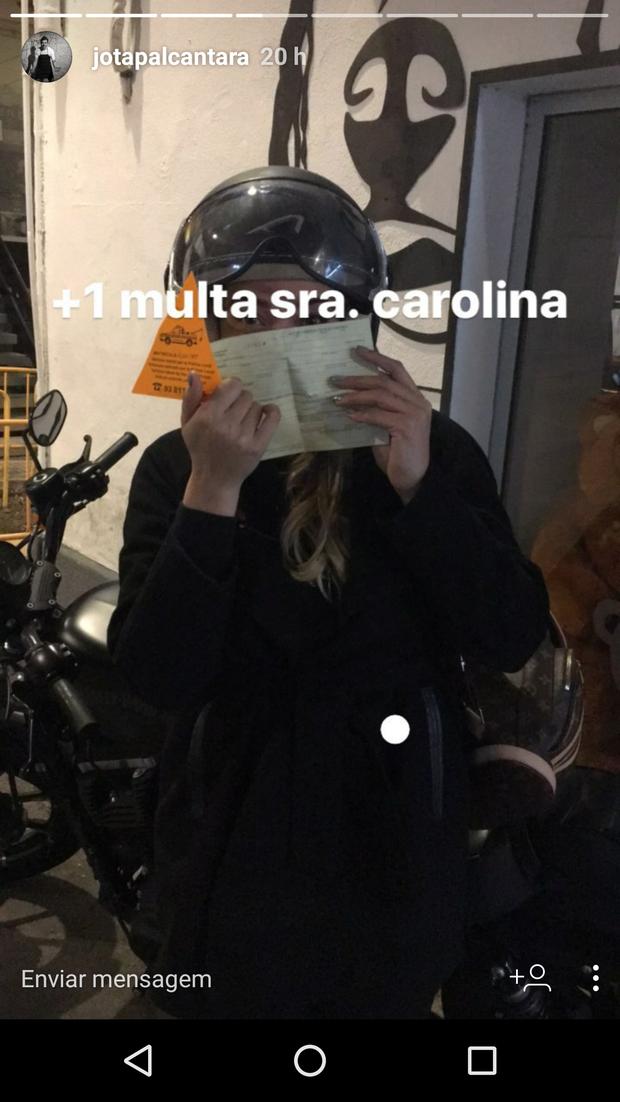 Carol Dantas (Foto: Reprodução/Instagram)