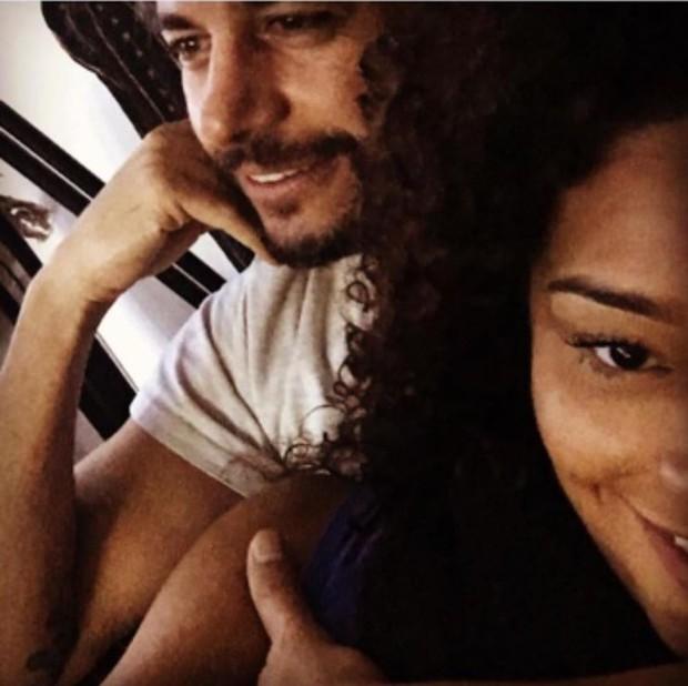 Ernani Nunes e Juliana Alves vão ser papais (Foto: Reprodução/Instagram)