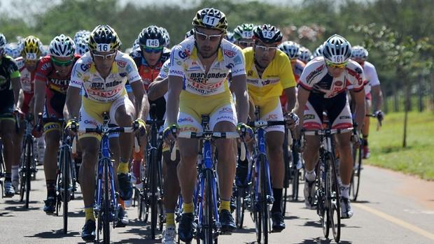 Ciclismo de São José dos Campos (Foto: Luis Claudio Antunes/PortalR3)
