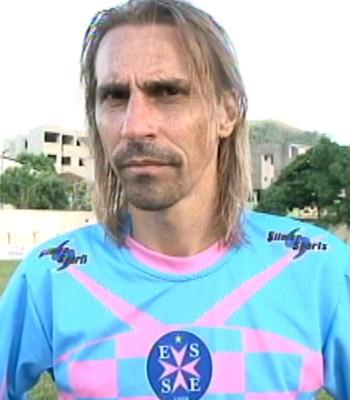 Edmilson Ratinho, presidente do ES de Marilândia (Foto: Reprodução/TV Gazeta Sul)
