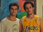 Daniel Blanco apresenta Gaspar Cohen, o verdadeiro grafiteiro de Malhação