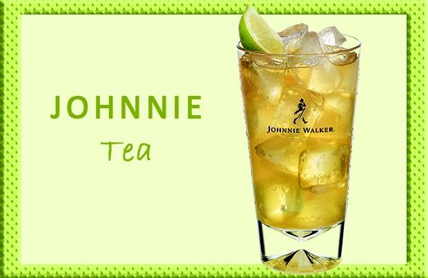 Johnnie Walker and Iced Tea (Foto: Divulgação)