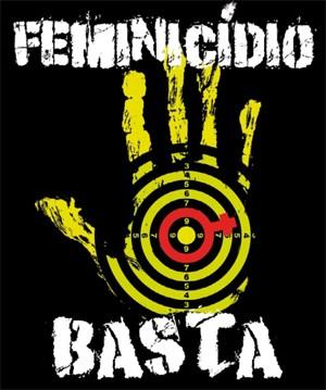 Campanha contra o feminicídio foi incluída na prova de redação do Enem 2015 (Foto: Reprodução)
