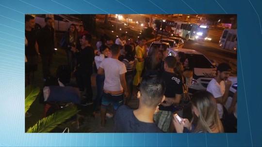Vítimas de sete ônibus levam calote e não vão ao Festival de Forró de Itaúnas