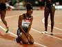 Após recorde mundial, americana diz que pressão a tirou do Rio: ''Lição''