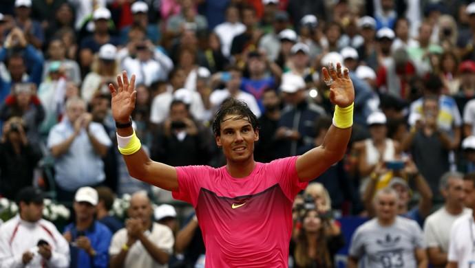 Rafael Nadal campeão do Aberto da Argentina de tênis (Foto: Reuters)