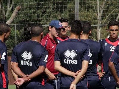 Elenco do Paraná Clube volta aos treinos e se prepara para encarar o Santa Cruz (Foto: Divulgação/Paraná Clube)