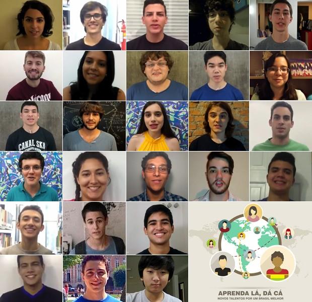 Jovens brasileiros fazem financiamento coletivo para estudar nos EUA (Foto: Arquivo pessoal)