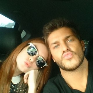 Klebber Toledo e Marina Ruy Barbosa (Foto: Instagram/Reprodução)