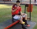 Júnior Viçosa segue em recuperação de lesão e está vetado para o clássico
