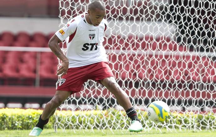 alvaro pereira são paulo treino (Foto: Rubens Chiri/Divulgação sãopaulofc.net)