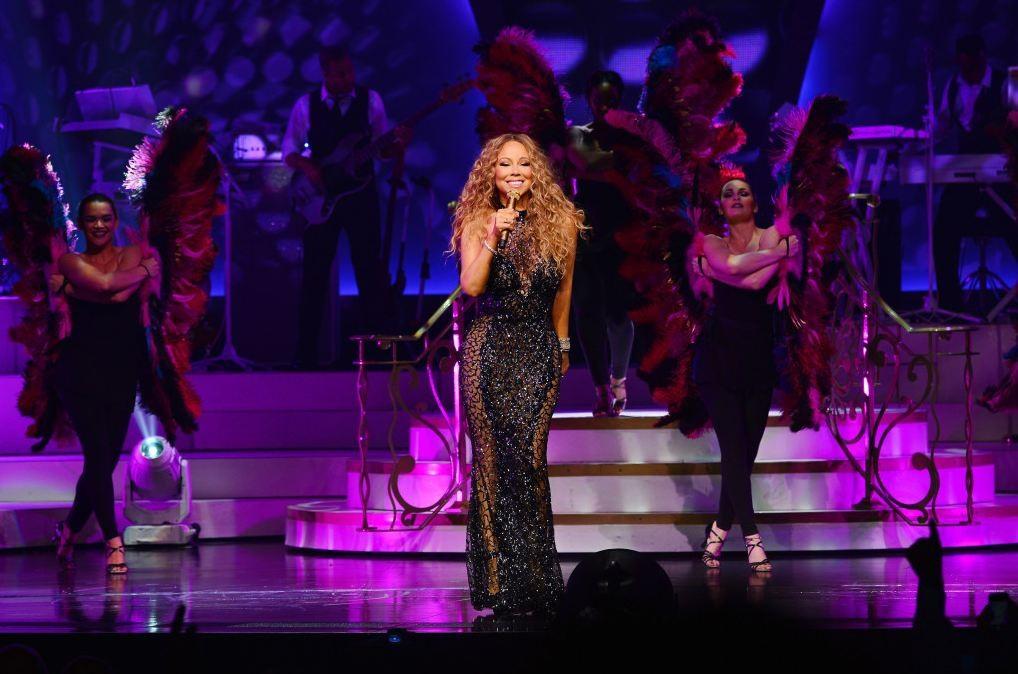 Mariah Carey (Foto: Divulgação)