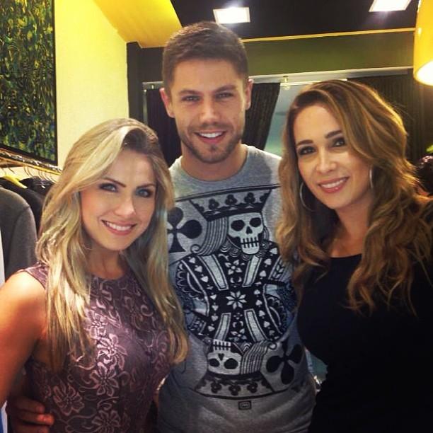 Renatinha e Jonas (Foto: Reprodução/Instagram)