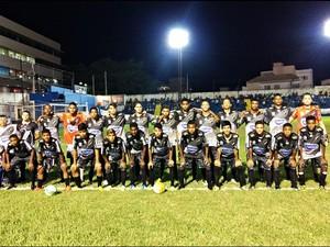 Ateneu entrou em campo nesta segunda-feira com as duas categorias (Foto: Copa José Maria Melo/Divulgação)