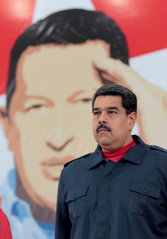 Nicolás Maduro,presidente da Venezuela (Foto: Reuters)