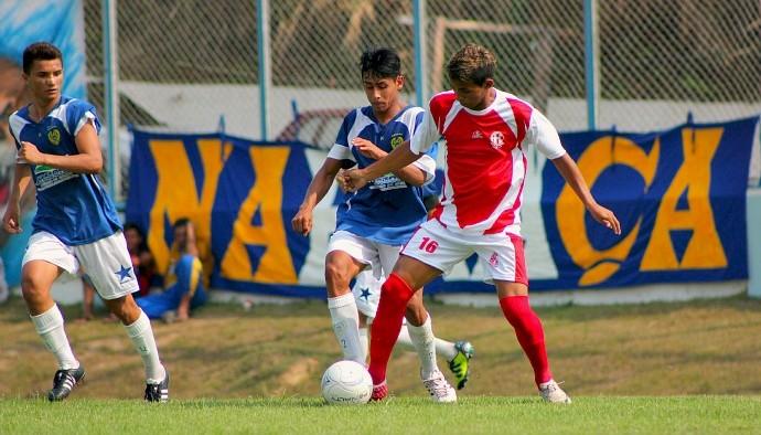 Nacional juvenil (Foto: Anderson Silva/GLOBOESPORTE.COM)