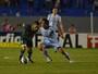 Londrina marca no último lance e empata com o Luverdense em casa