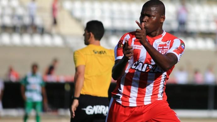 CRB x Murici, no Rei Pelé (Foto: Ailtn Cruz/Gazeta de Alagoas)