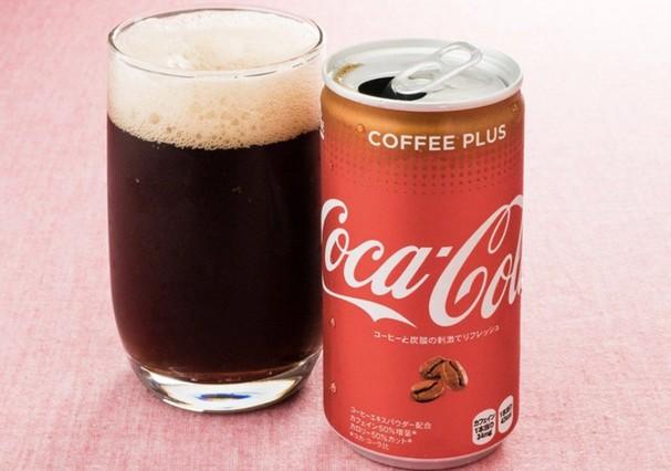 Coca-Cola Coffee Plus (Foto: Divulgação)